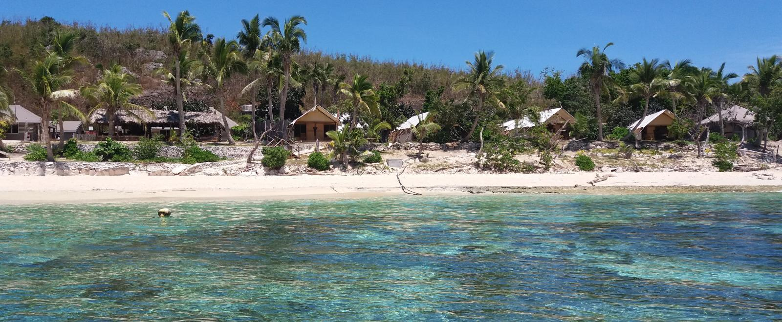Kinderbetreuung auf den Fidschi-Inseln von Anina S